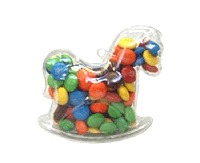 Rocking Horse Candy Box - 24ct