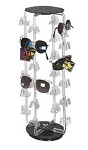 Rotating Sunglass Display Rack - 24 Pairs