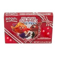 Rudolph's Red Nose Gummies Box - 24ct