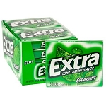 Extra Spearmint Chewing Gum - 10ct