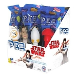 Star Wars PEZ Dispensers -12ct