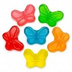 Sugar Free Mini Gummi Butterflies - 5lbs