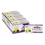 Trident Layers Grape/Lemonade - 12ct