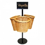 Triple Basket Stand