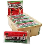 Coconut Watermelon Slice Bar - 24ct