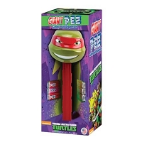 TMNT Giant PEZ Dispenser - 4ct