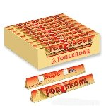 Toblerone Naughty/Nice Bar - 10ct