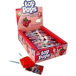 Strawberry Top Pops -48ct