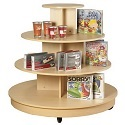 Top Selling Wood Displays