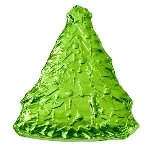 Tree Foil Milk Chocolate - 18ct