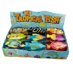 Tropical Fish Candy Tins - 27ct