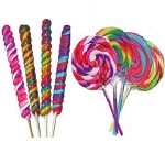 Twister Pops and Rainbow Pops Package - 384ct