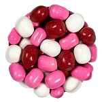 Valentine Milk Chocolate Marshmallows - 5lbs