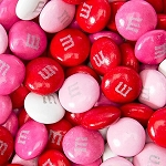 Valentine Plain M&M's - 11.4 oz