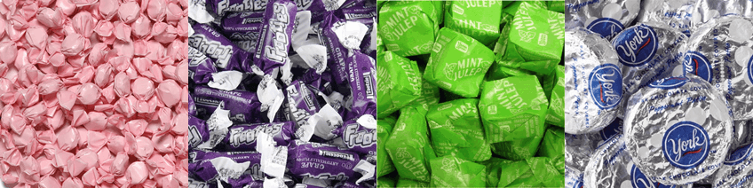 Wrapped Bulk Candies