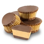 Wrapped Mini Peanut Butter Cups - 10lbs