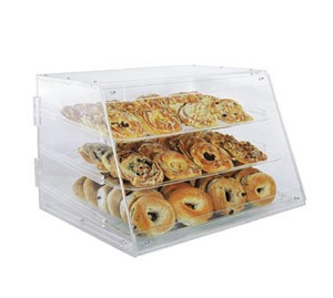 Clear Acrylic Pastry Display Case