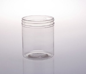 41 oz Flair Top Containers - Threaded Lids - 32ct