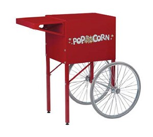 Cart for the Red Ultra Sixty Special Popcorn Machine