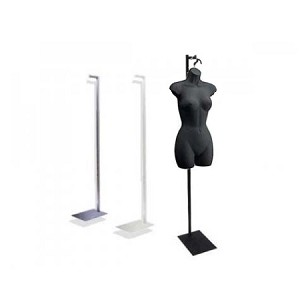 Adjustable Form Display Stand - 51in to 78in