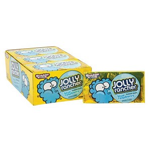 Blue Raspberry Jolly Rancher Gum