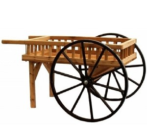 Decorative Peddlar Cart