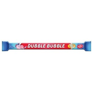 Dubble Bubble Giant Bar - 24ct