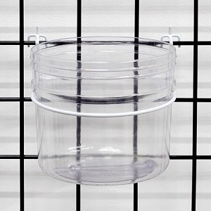 Gridwall Jar Display Set - 4ct