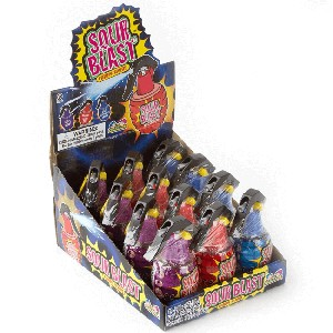 Sour Blast Candy Spray  - 12ct