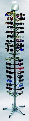 Spinning Eyewear Display - 72 Pair