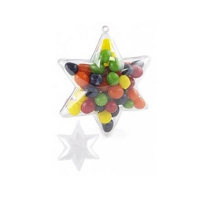 Star Shaped Candy Box - 72ct