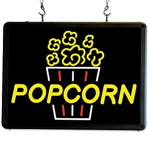 Popcorn Ultra-Bright Sign