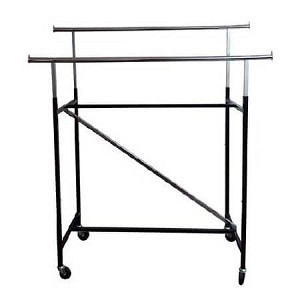 Z-Brace Add-On for Double Bar Rack - 10ct