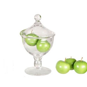 "Candy Buffet Container - 9.5""H - 12ct"