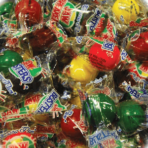 Assorted Jawbreakers - Wrapped - 30lbs