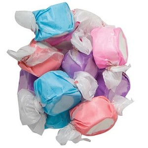 Berries & Cream  Salt Water Taffy - 20lbs