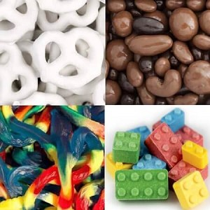 Best Selling Wholesale Candy - 612lbs