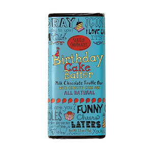 Birthday Cake Batter Bar - 12ct