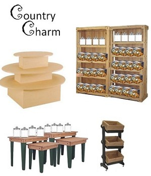Country Charm Store Package