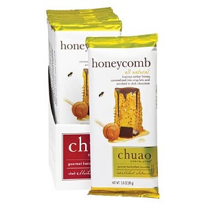 Dark Chocolate Honeycomb Bar - 12ct