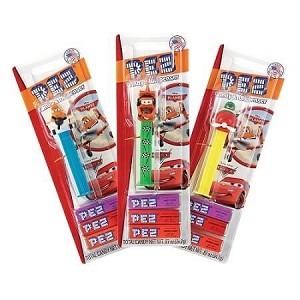 Disney Cars Assorted PEZ Blister Packs - 12ct