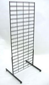 Double Sided Slim Bin Slatgridwall - 5ft
