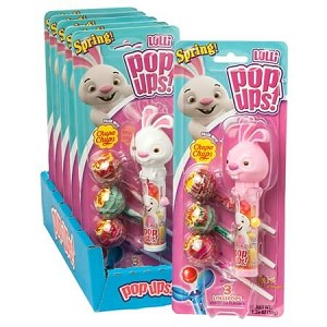 Easter Bunny Pops Ups - 6ct