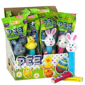 Easter Pez Dispensers  - 12ct