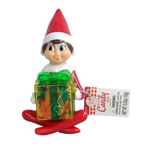 Elf On The Shelf Candy Holder - 6ct
