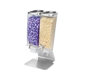 Ez-Pro Double Tabletop Dispenser