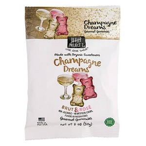 Project 7 Champagne Gummies Bags - 8ct