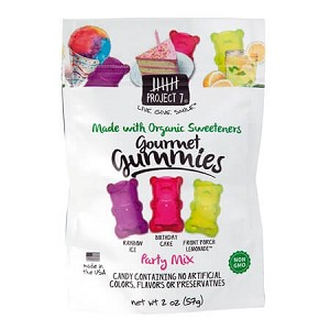 Gourmet Gummies Party Mix Bags - 8ct