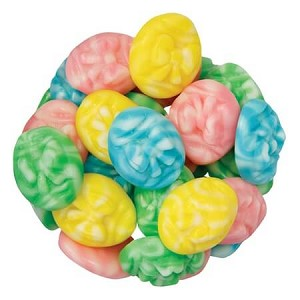 Gummy Swirly Eggs - 26.4lbs
