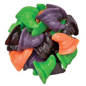 Gummy Witch Hats - 4.4lbs